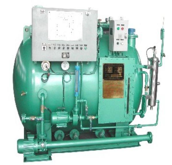 船用生活污水处理装置符合最新的标准